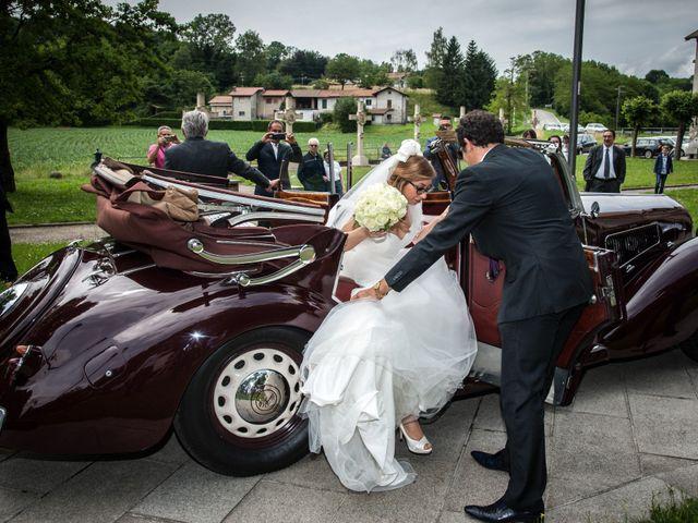 Il matrimonio di Luca e Gessica a Alzate Brianza, Como 8
