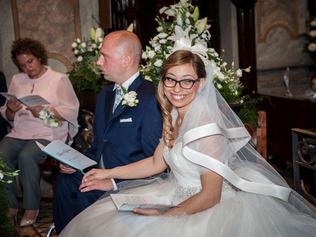 Il matrimonio di Luca e Gessica a Alzate Brianza, Como 9