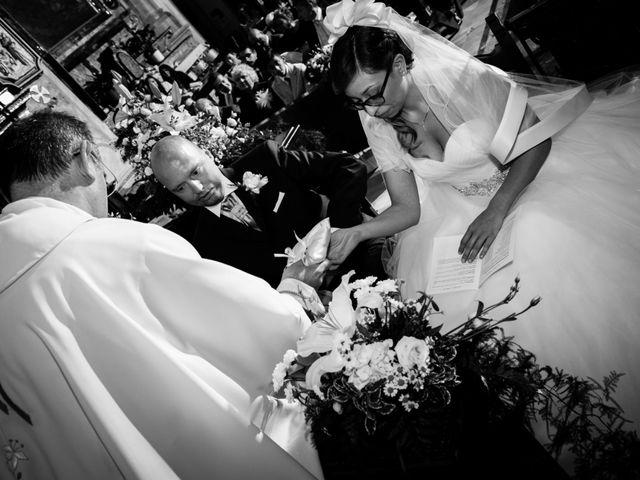 Il matrimonio di Luca e Gessica a Alzate Brianza, Como 11