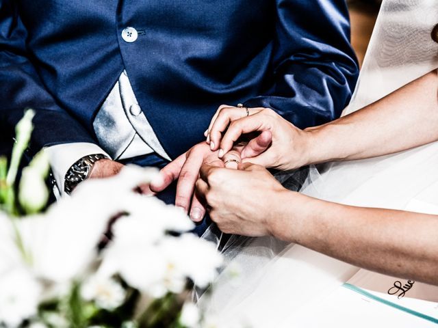Il matrimonio di Luca e Gessica a Alzate Brianza, Como 12