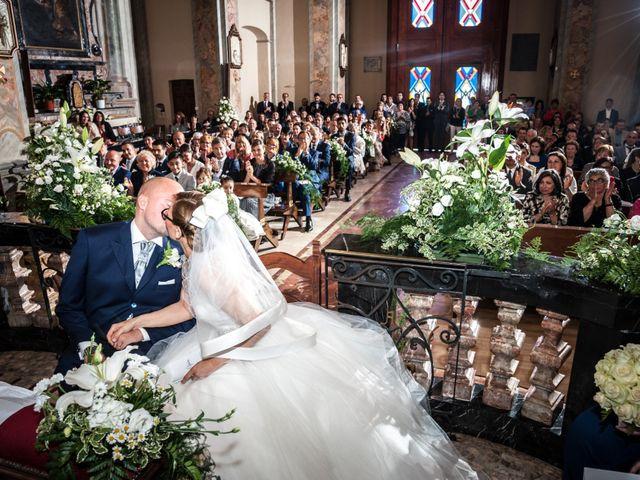Il matrimonio di Luca e Gessica a Alzate Brianza, Como 13