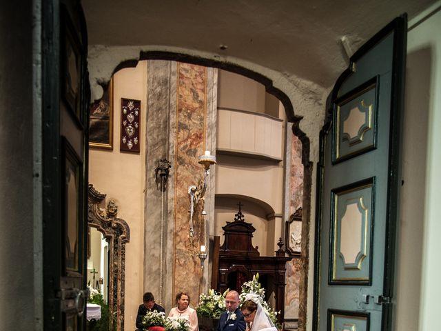 Il matrimonio di Luca e Gessica a Alzate Brianza, Como 14
