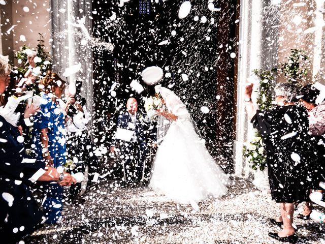 Il matrimonio di Luca e Gessica a Alzate Brianza, Como 15