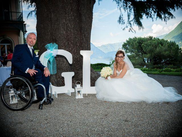 Il matrimonio di Luca e Gessica a Alzate Brianza, Como 20