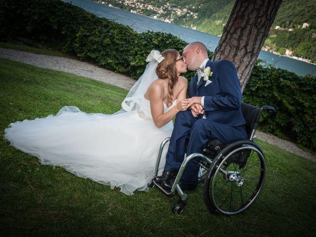 Il matrimonio di Luca e Gessica a Alzate Brianza, Como 21