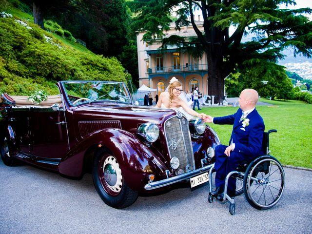 Il matrimonio di Luca e Gessica a Alzate Brianza, Como 22