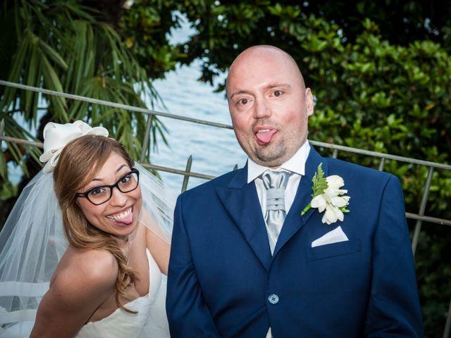 Il matrimonio di Luca e Gessica a Alzate Brianza, Como 23