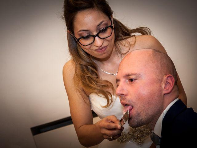 Il matrimonio di Luca e Gessica a Alzate Brianza, Como 25