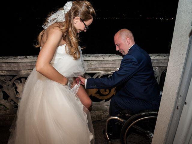 Il matrimonio di Luca e Gessica a Alzate Brianza, Como 27