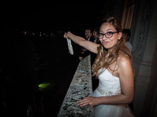 Il matrimonio di Luca e Gessica a Alzate Brianza, Como 30