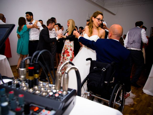Il matrimonio di Luca e Gessica a Alzate Brianza, Como 31