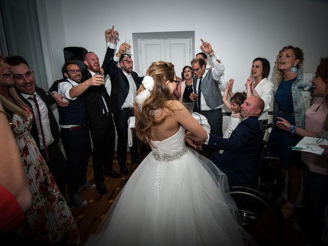 Il matrimonio di Luca e Gessica a Alzate Brianza, Como 33