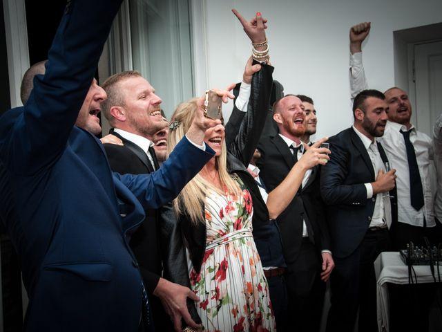Il matrimonio di Luca e Gessica a Alzate Brianza, Como 34