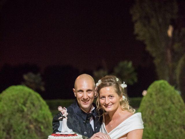 le nozze di SILVIA e YURI