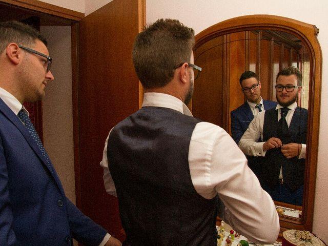 Il matrimonio di Davide  e Tiziana  a Volpago del Montello, Treviso 2