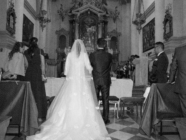 Il matrimonio di Davide  e Tiziana  a Volpago del Montello, Treviso 4
