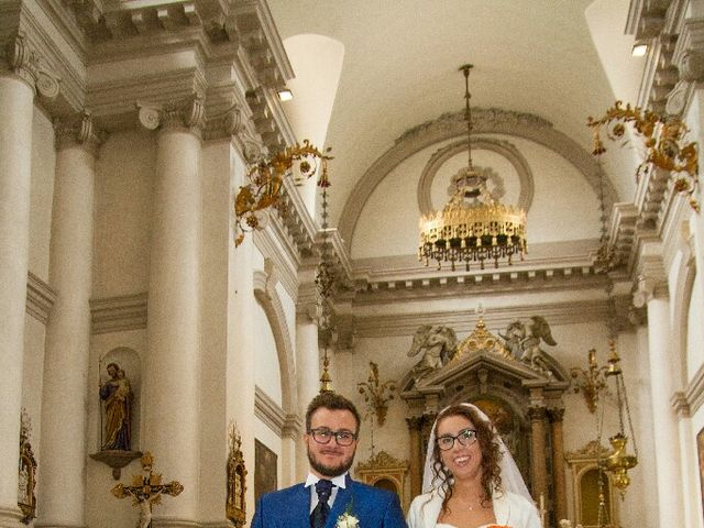 Il matrimonio di Davide  e Tiziana  a Volpago del Montello, Treviso 6