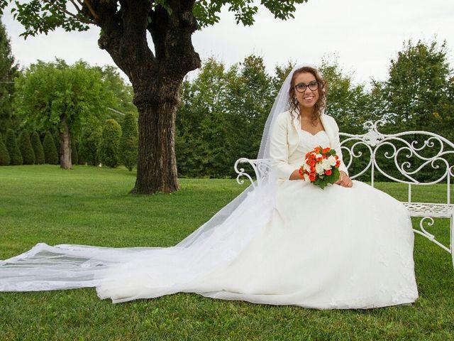 Il matrimonio di Davide  e Tiziana  a Volpago del Montello, Treviso 10