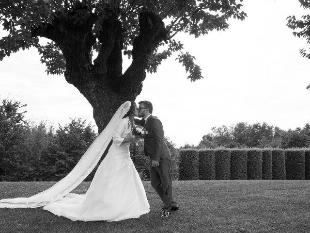 Il matrimonio di Davide  e Tiziana  a Volpago del Montello, Treviso 11