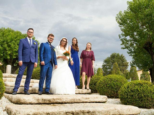 Il matrimonio di Davide  e Tiziana  a Volpago del Montello, Treviso 12