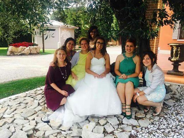 Il matrimonio di Davide  e Tiziana  a Volpago del Montello, Treviso 16