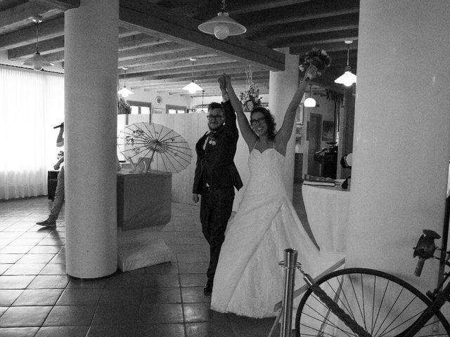 Il matrimonio di Davide  e Tiziana  a Volpago del Montello, Treviso 17