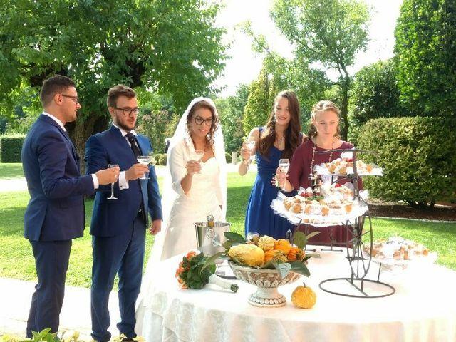 Il matrimonio di Davide  e Tiziana  a Volpago del Montello, Treviso 21