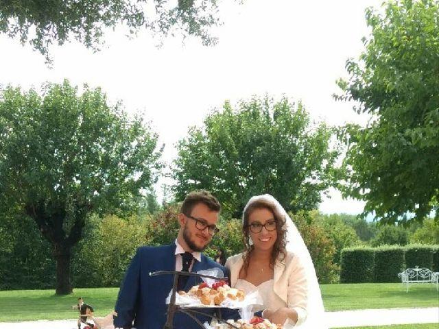Il matrimonio di Davide  e Tiziana  a Volpago del Montello, Treviso 24