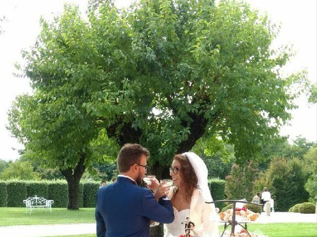 Il matrimonio di Davide  e Tiziana  a Volpago del Montello, Treviso 25