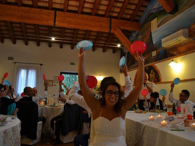 Il matrimonio di Davide  e Tiziana  a Volpago del Montello, Treviso 30