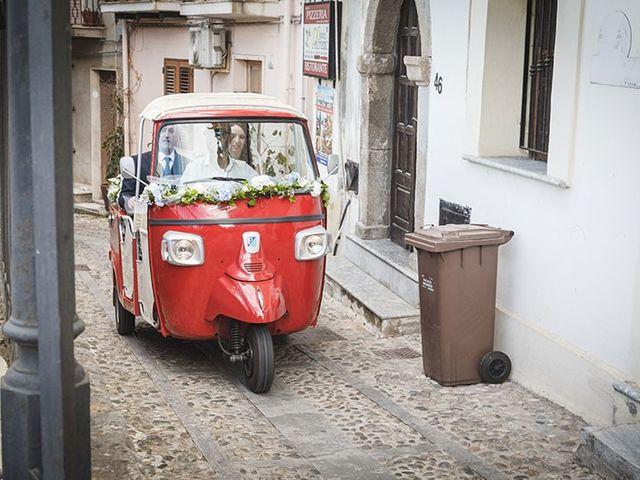 Il matrimonio di Giuseppina e Tonino a Scilla, Reggio Calabria 12