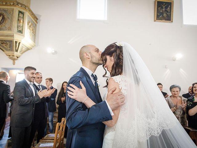 Il matrimonio di Giuseppina e Tonino a Scilla, Reggio Calabria 14