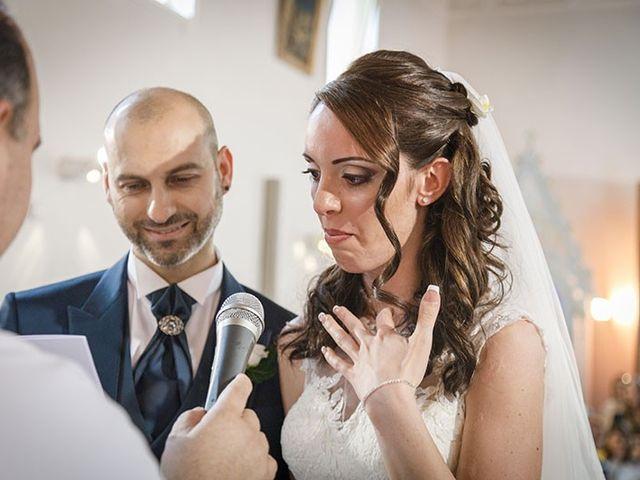 Il matrimonio di Giuseppina e Tonino a Scilla, Reggio Calabria 17