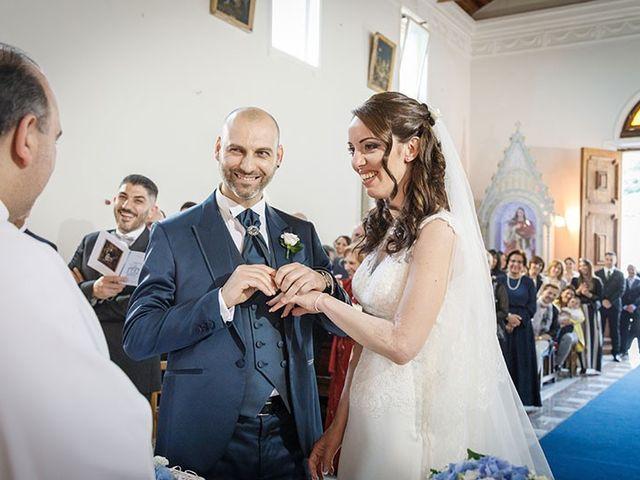 Il matrimonio di Giuseppina e Tonino a Scilla, Reggio Calabria 18