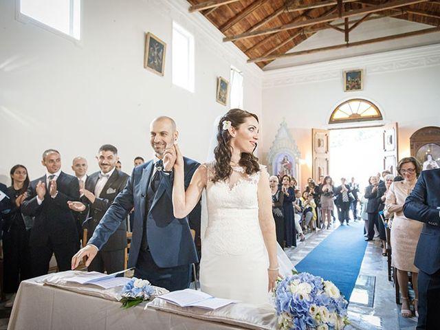 Il matrimonio di Giuseppina e Tonino a Scilla, Reggio Calabria 20