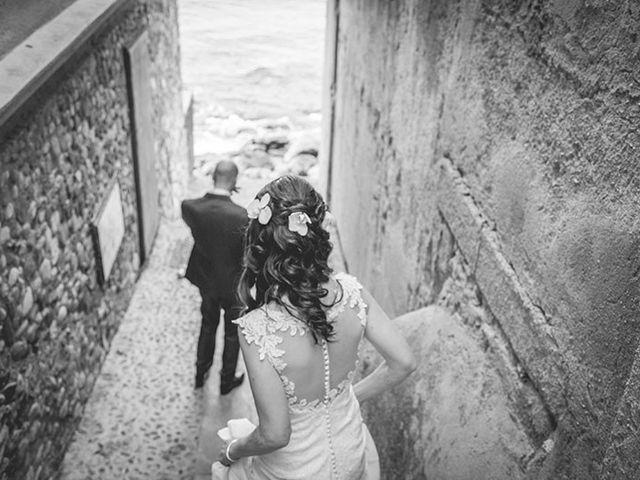 Il matrimonio di Giuseppina e Tonino a Scilla, Reggio Calabria 23