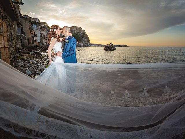 Il matrimonio di Giuseppina e Tonino a Scilla, Reggio Calabria 30
