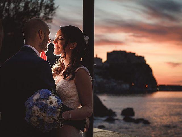 Il matrimonio di Giuseppina e Tonino a Scilla, Reggio Calabria 32