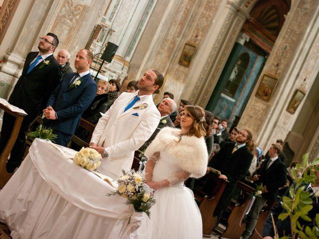 Il matrimonio di Samuele e Sara a Bagnolo San Vito, Mantova 11