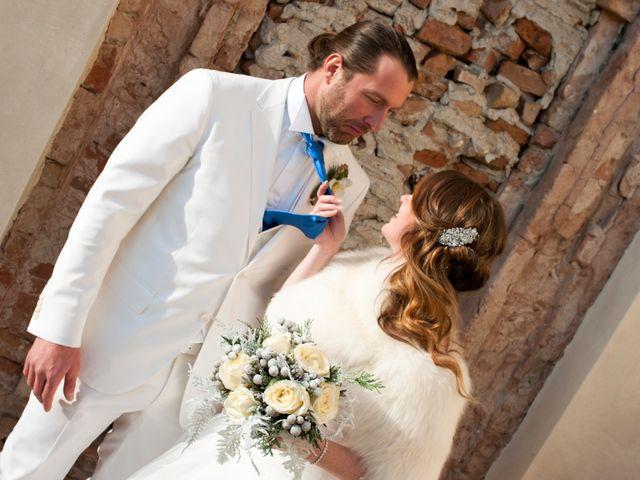 Il matrimonio di Samuele e Sara a Bagnolo San Vito, Mantova 21