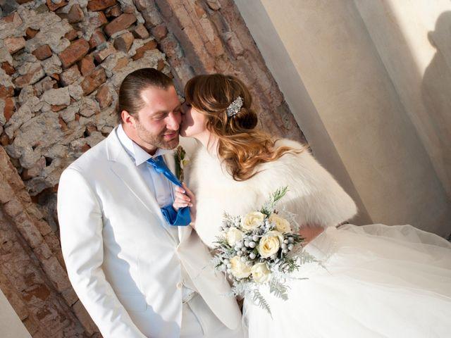 Il matrimonio di Samuele e Sara a Bagnolo San Vito, Mantova 22