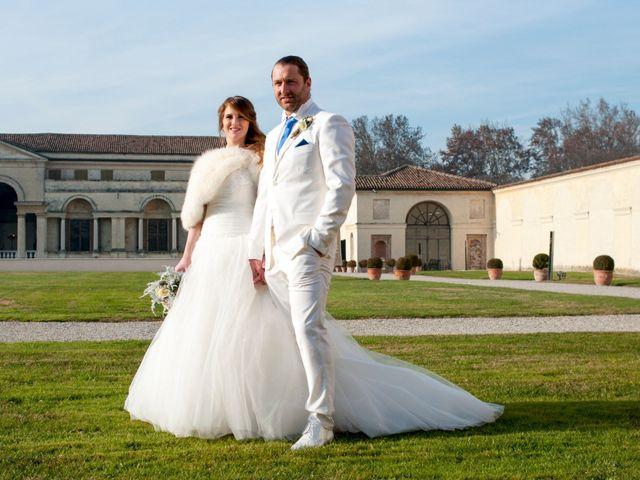 Il matrimonio di Samuele e Sara a Bagnolo San Vito, Mantova 24