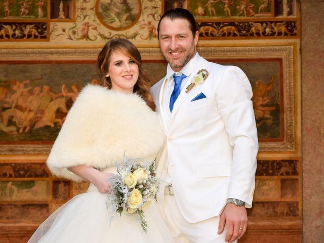 Il matrimonio di Samuele e Sara a Bagnolo San Vito, Mantova 30