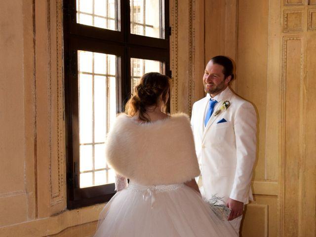 Il matrimonio di Samuele e Sara a Bagnolo San Vito, Mantova 32
