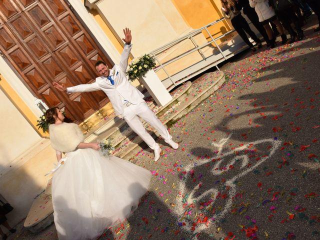 Il matrimonio di Samuele e Sara a Bagnolo San Vito, Mantova 16