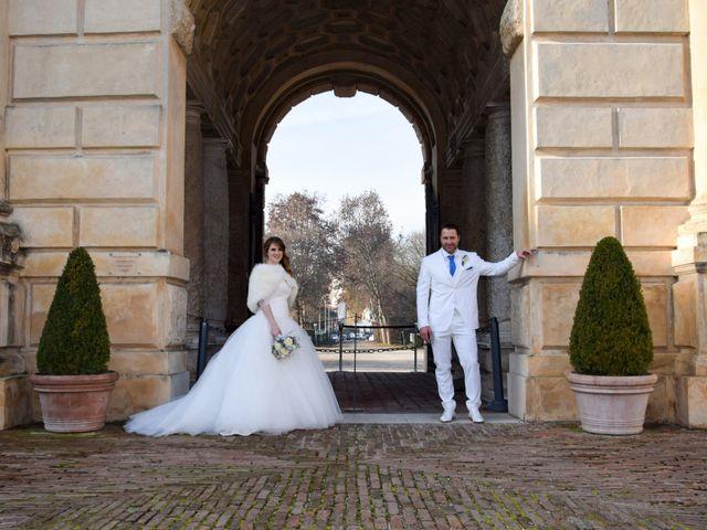 Il matrimonio di Samuele e Sara a Bagnolo San Vito, Mantova 35