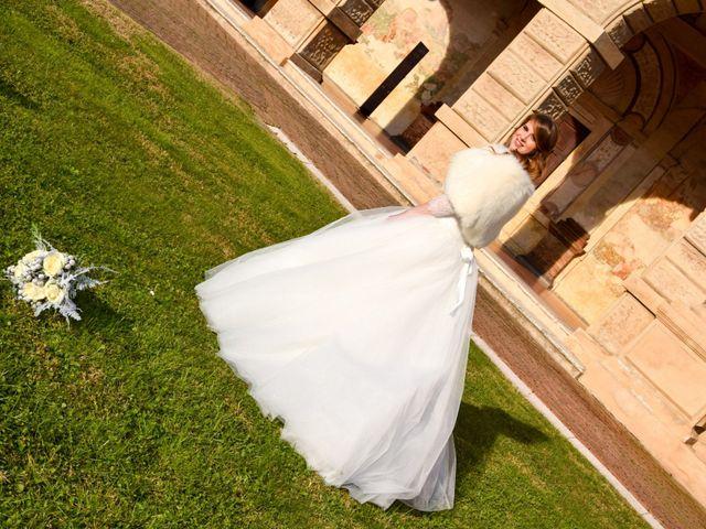 Il matrimonio di Samuele e Sara a Bagnolo San Vito, Mantova 36