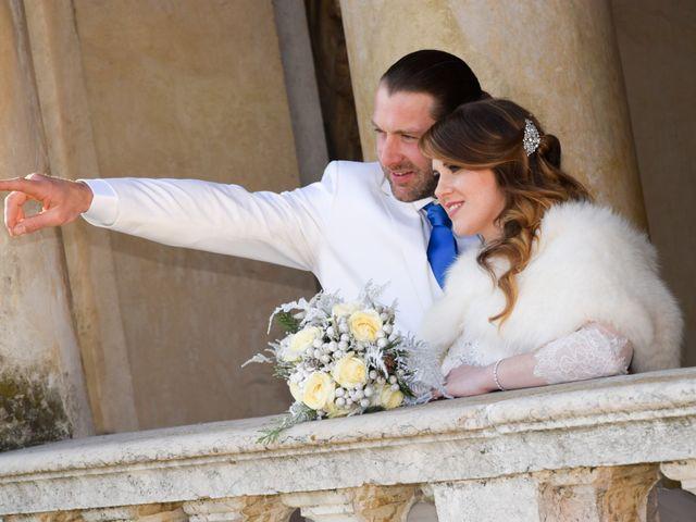 Il matrimonio di Samuele e Sara a Bagnolo San Vito, Mantova 37