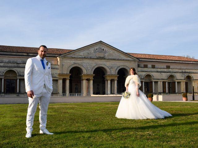 Il matrimonio di Samuele e Sara a Bagnolo San Vito, Mantova 40