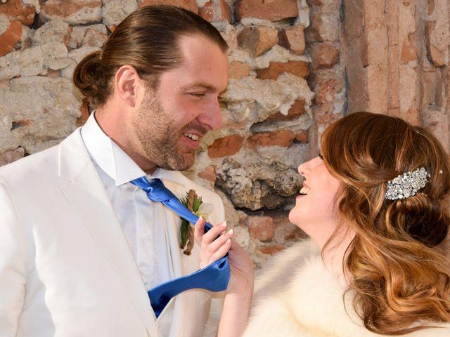 Il matrimonio di Samuele e Sara a Bagnolo San Vito, Mantova 41